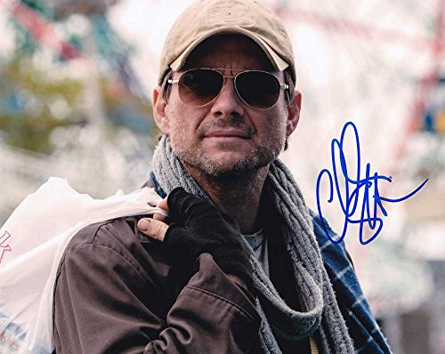 (Christian Slater in-person autographed photo Mr. Robot)