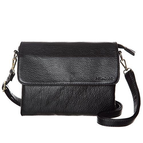 Leather Body Bag - 3