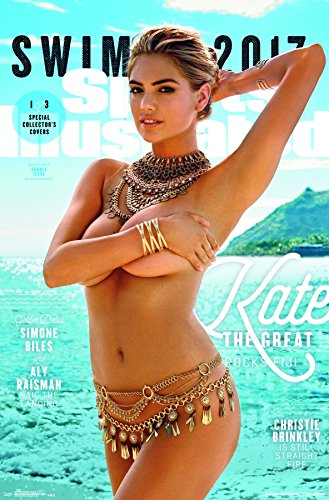 Trends International Sports Illustrated Swimsuit #2 Kate Upton 2017 Wall Poster 22.375