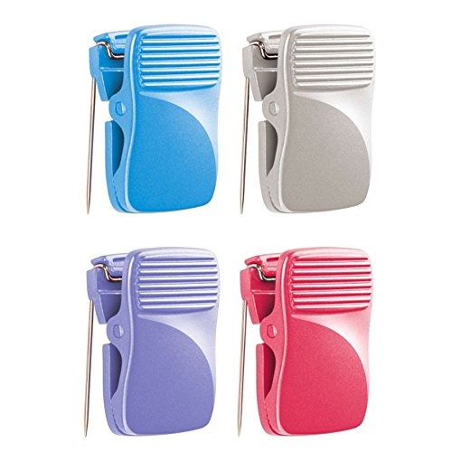 Officemate Cubicle Clips, Assorted Colors, Box of 24 (30178)