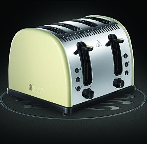 -[ Russell Hobbs Legacy 4-Slice Toaster 21302 - Cream  ]-