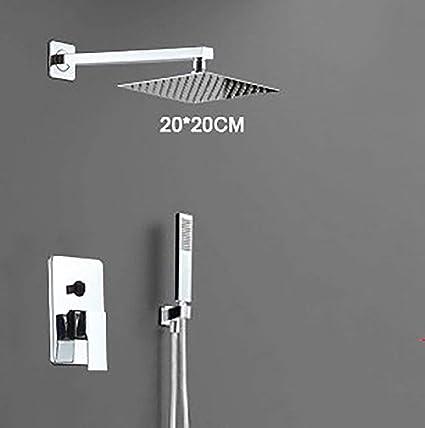 Creatividad de la ducha 304 Accesorios de latón de acero ...