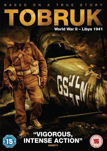 Tobruk [DVD] [2008] by Jan Meduna B01I06XHXW