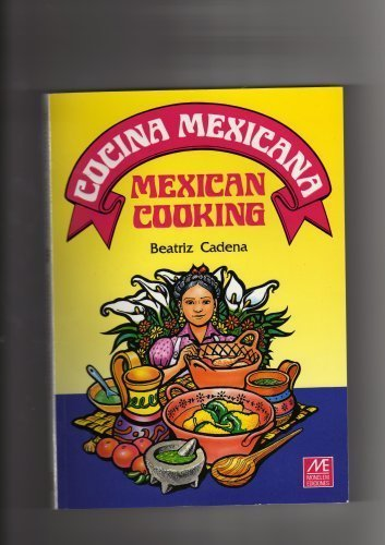 Download Cocina Mexicana Mexican Cooking pdf epub
