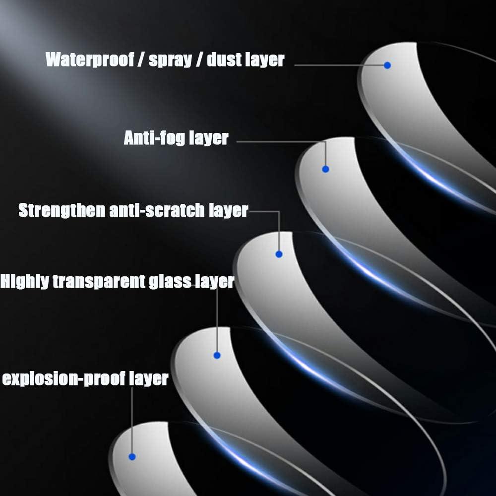 Protection Anti-/éclaboussures Anti-poussi/ère Lunettes Anti-bu/ée Lunettes Transparentes Lunettes de s/écurit/é Noir Lunettes Anti-Choc