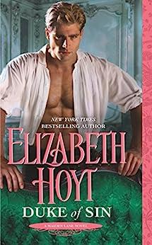 Duke of Sin (Maiden Lane Book 10) by [Hoyt, Elizabeth]