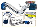 grand am cold air intake - Rtunes Racing Cold Air Intake Induction Black / Red / Blue Dry Air Filter 1995-2002 Chevy Cavalier Pontiac / Sunfire SE GT Pontiac Grand AM 2.4L L4 Black (Blue)