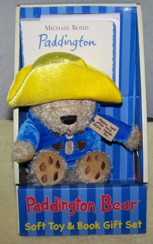 Paddington Bear & Book Gift Set