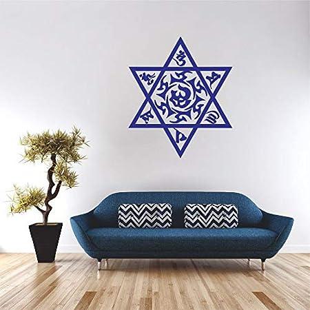 Yoga Hearts Sticker decalque Patanjali Posters vinilos de ...