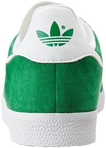 Gazelle gold Vert Adulte Baskets green Met Basses white Adidas Mixte dxFqXg8ndw