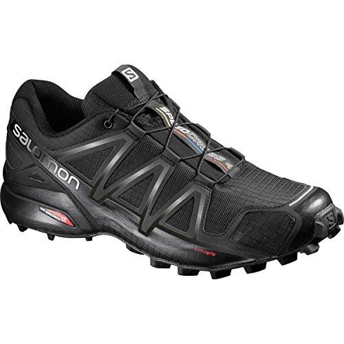 Salomon Speedcross 4 Trail-joggesko - Menns Svart