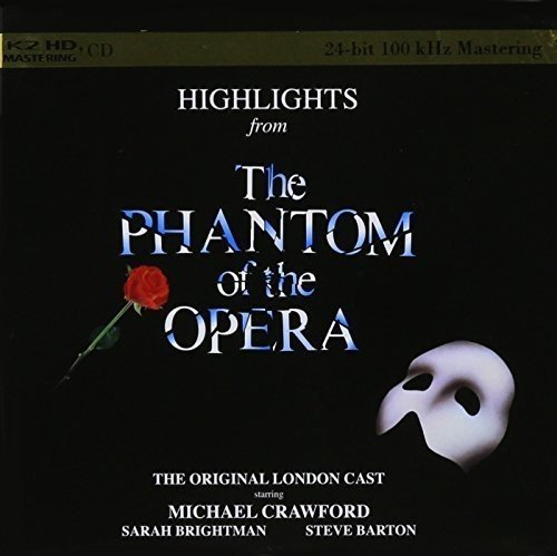 Phantom of the Opera: Highlights (K2HD)