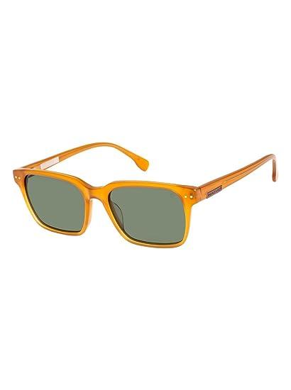 Quiksilver Bronxtown Polarised - Lunettes de soleil - Homme - ONE SIZE -  Marron a23fe3f3c573