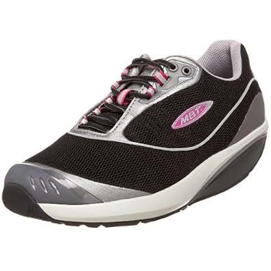 MBT Women's Fora Shoe (35 M EU/ 5.5 B(M) US, Black)