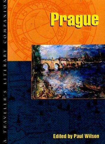 Prague: A Traveler's Literary Companion (Traveler's Literary Companions)