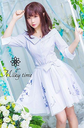 [milky time] ソーシャルゲーム 恋とプロデューサー ヒロイン 風 コスチューム衣装 恋与製作人