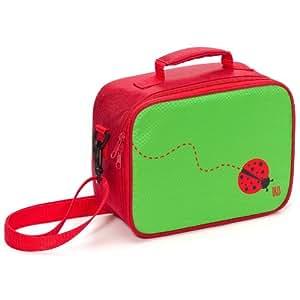 Iris Barcelona Snack Rico Green Mini Lunch Box