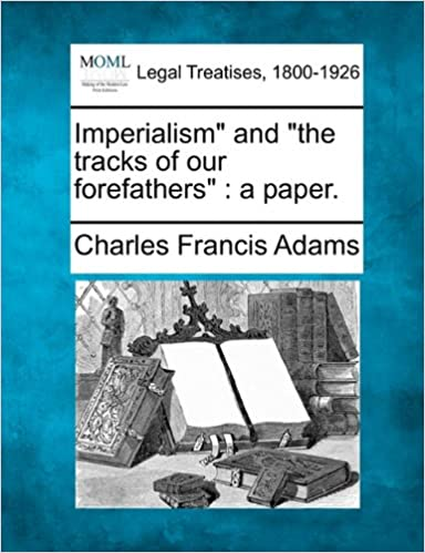 More Books by Charles Francis Adams