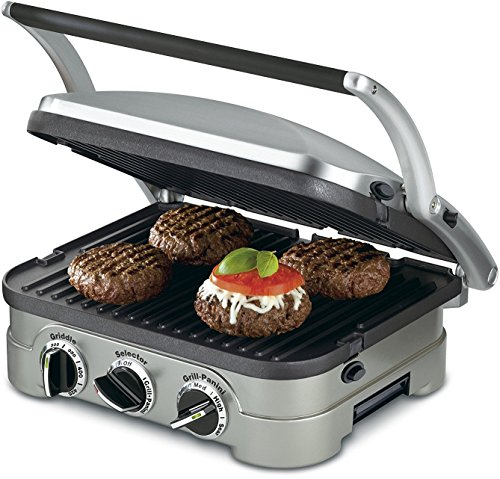 Cuisinart Griddler Gourmet, 5 Functions in 1 Unit: for sale  Delivered anywhere in USA