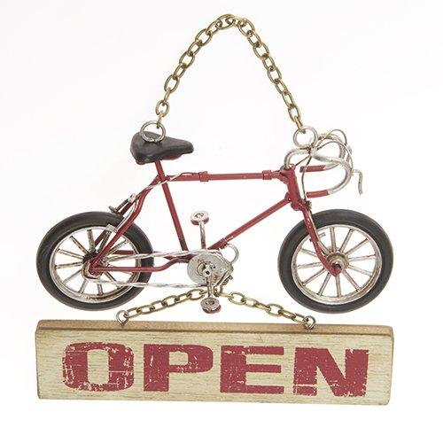 Desconocido Puerta Cartel Bicicleta Rojo Carreras Cartel ...