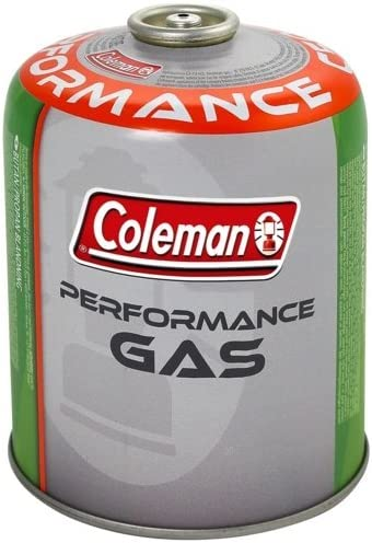 6 x Nuevo Coleman Rendimiento C500 cartucho de butano y ...