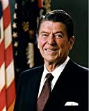 Official Portrait of President Ronald Reagan (#9) Photo