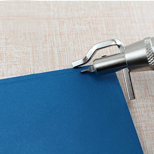 Queenwind レザークラフトパンチツールキットは、彫刻作業縫製サドルグルーバーをステッチ
