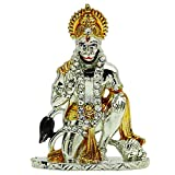 ibaexports Lord Hanuman Statue Car Dashboard Office Décor Religious Table Décor