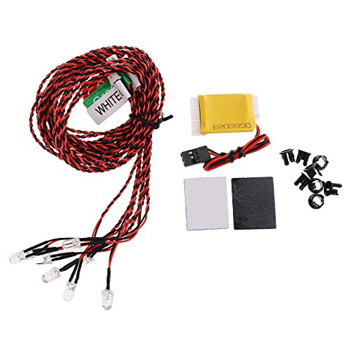 Rc Helicopter Led Light Kit