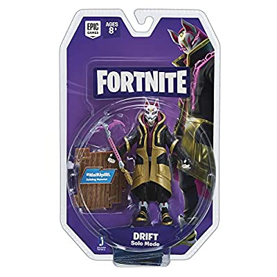 Fortnite Solo Mode Core Figure Pack, Drift - 4016815 , B07GHB6BDQ , 454_B07GHB6BDQ , 14.94 , Fortnite-Solo-Mode-Core-Figure-Pack-Drift-454_B07GHB6BDQ , usexpress.vn , Fortnite Solo Mode Core Figure Pack, Drift