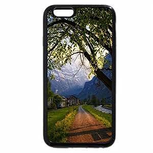 iPhone 6S Plus Case, iPhone 6 Plus Case, Peaceful Road