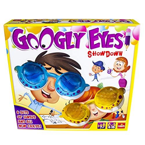 Googly Eyes Showdown (Eyes Google)