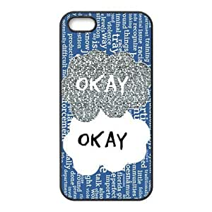 Fault In Our Stars Diy Design For iPhone 5/5s Hard Back Cover Case 140