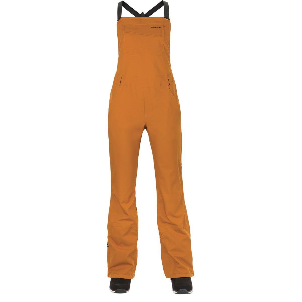 Dakine Women's Mackenzie Bib Pants, Ginger, M