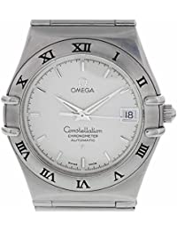 Constellation automatic-self-wind mens Watch 368.1201 (Certified Pre-owned)