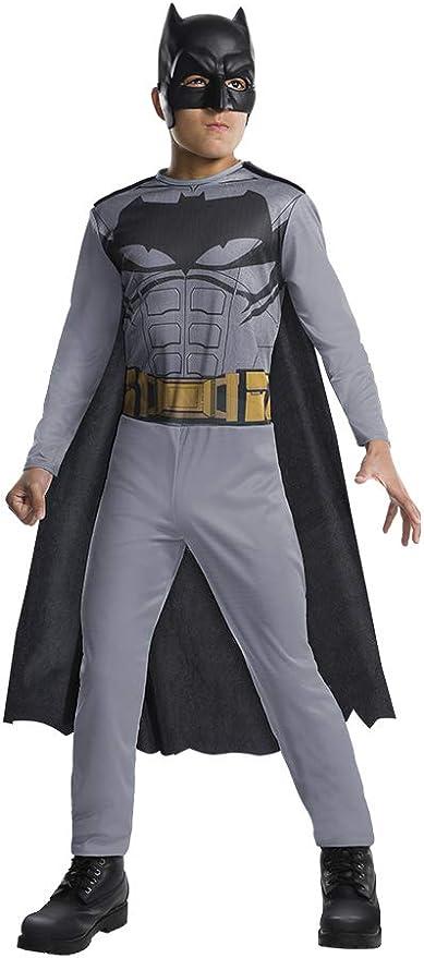 DC Comics - Disfraz de Batman para niño, infantil 5-7 años ...
