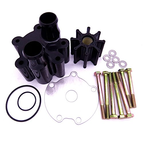SouthMarine 46-807151A14 46-807151A7 807151A14 for MerCruiser Bravo Water Pump Impeller Kit 807151A7