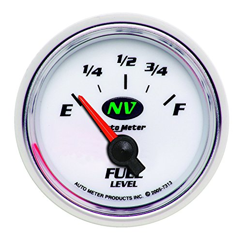 Auto Meter 7313 NV Short Sweep Electric Fuel Level - Interior Level