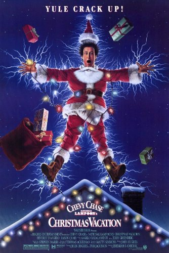 National Lampoon's Christmas Vacation 11 x 17 Movie Poster – Style A