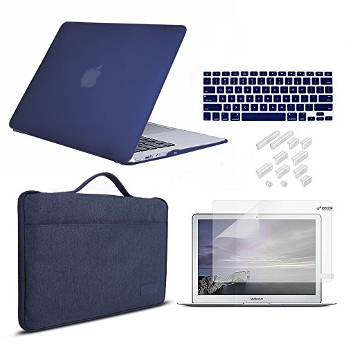 MacBook iCasso Protector Keyboard A1466 Navy