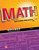 Glencoe Math, C3 EStudent Edition CD-ROM, McGraw-Hill Education Editors, 0076625818