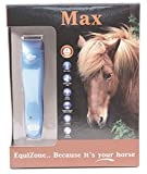 Furzone EQ327-BLUE Equine Trimmer with Japanese Surgical Steel Blade, Blue