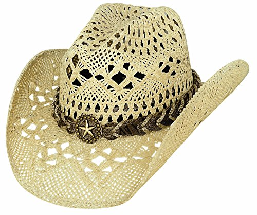 Bullhide Naughty Girl Straw Cowboy Western Hat