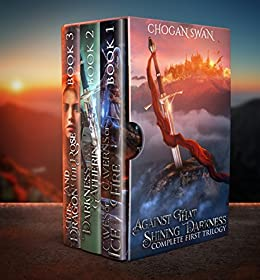 Against That Shining Darkness: Boxed Set Trilogy by [Swan, Chogan]