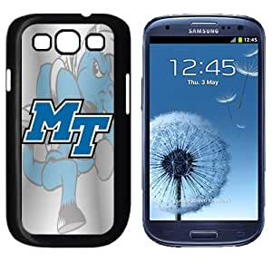NCAA Middle Tennessee Samsung Galaxy S3 Case Cover