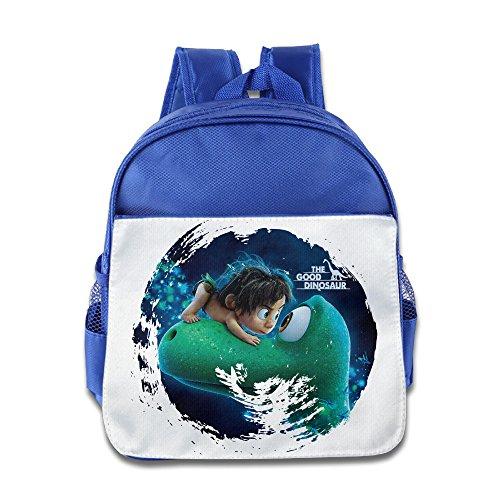 Child Derek The Dinosaur Costumes (HYRONE Little Boy And Dinosaur Kids School Bag For 1-6 Years Old RoyalBlue)