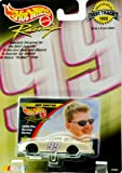 1999 - Mattel - Hot Wheels Racing - Test Track Collector Edition - #2 of 4 in Series - Jeff Burton - #99 Exide Batteries - Ford Taurus - Upper Deck Collector Card - NASCAR - New - Out of Production - Limited Edition - Collectible