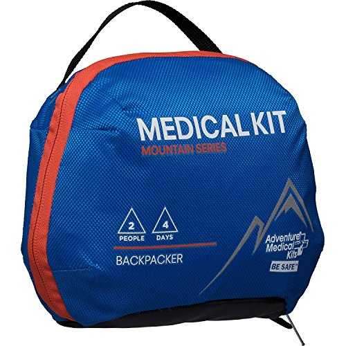 - Adventure Medical Kits Mountain Series, Backpacker Medical Kit