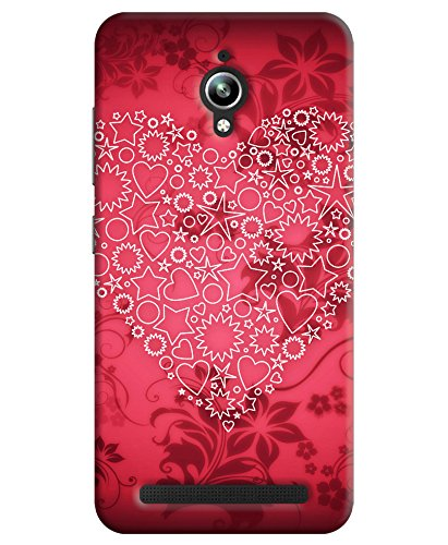 FurnishFantasy Mobile Back Cover for Asus Zenfone Go ZC500TG  Product ID   0683  Mobile Accessories
