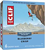 #7: CLIF BAR - Energy Bar - Blueberry Crisp - (2.4-Ounce Protein Bar, 6 Count)